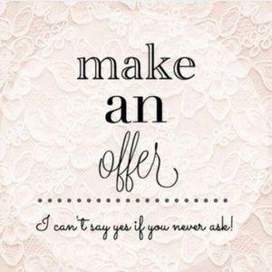 Other - Make an offer! 🤗